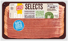 OSCAR MAYER UNCURED TURKEY BACON