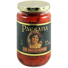 PAESANA FIRE ROASTED PEPPERS - ALL NATURAL