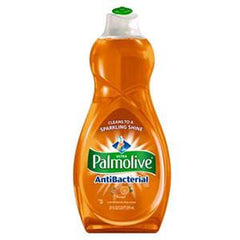 PALMOLIVE ULTRA ANTIBACTERIAL  ORANGE DISH LIQUID