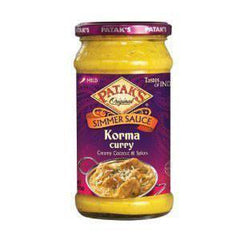 PATAK KORMA CURRY SAUCE