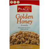 PEACE ALL NATURAL GOLDEN HONEY CEREAL