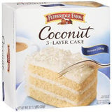 PEPPERIDGE FARM 3 LAYER CAKE - COCONUT