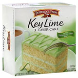 PEPPERIDGE FARM 3 LAYER CAKE - KEY LIME