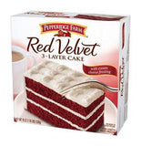 PEPPERIDGE FARM 3 LAYER CAKE - RED VELVET