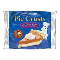 PILLSBURY PET RITZ PIE CRUSH 2 DEEP DISS