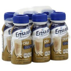 ENSURE PLUS HOMEMADE VANILLA SHAKE 6 PACK