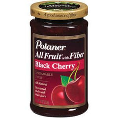 POLANER ALL FRUIT BLACK CHERRY SPREADABLE