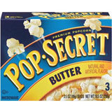 POP SECRET BUTTER POPCORN