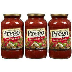 PREGO FLAVOR WITH MEAT ITALIAN PASTA SAUCE