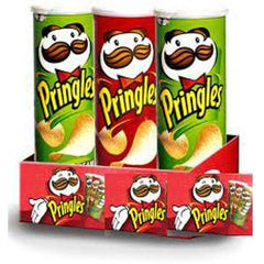 PRINGLES  THE ORIGINAL - POTATO CRISPS