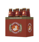 BROOKLYN LAGER BEER 6 PACK - 12 FL OZ EACH BOTTLE