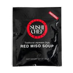 SUSHI CHEF RED MISO SOUP