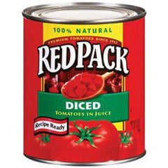 REDPACK DICED TOMATOES
