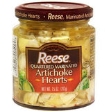 REESES MARINATED ARTICHOKE HEARTS