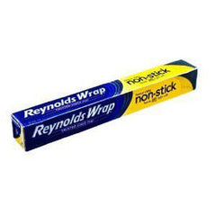 REYNOLDS WRAP NON-STICK HEAVY DUTY ALUMINUM FOIL - 35 SQ FT