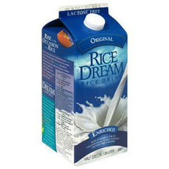RICE DREAM ORIGINAL RICE MILK
