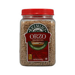 RICE SELECT ORZO ORIGINAL PASTA - 100% SEMOLINA