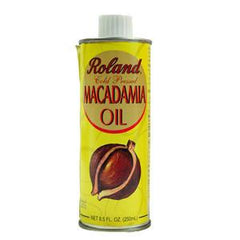 ROLAND COLD PRESSED MACADAMIA OIL - PRODUCT OF FRANCE