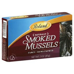 ROLAND NATURALLY SMOKED MUSSELS