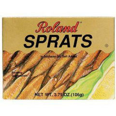 ROLAND SPRATS IN SOY BEANS OIL