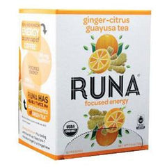 RUNA AMAZON ORGANIC GINGER CITRUS TEA