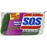 S.O.S. ALL SURFACE SCRUBBING SPONGE - HEAVY DUTY