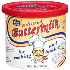 SACO CULTURED BUTTERMILK BLEND FOR COOKING & BAKING