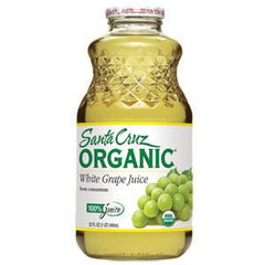 SANTA CRUZ WHITE GRAPE JUICE