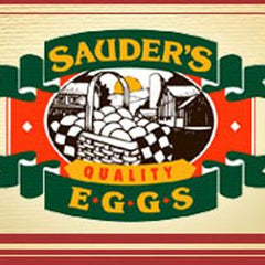 SAUDER'S ORGANIC HALF DOZEN BROWN EGGS