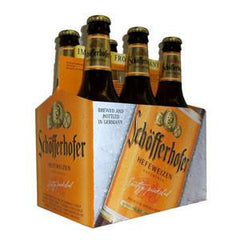 SCHOFFERHOFER HEFEWEIZEN 6 PK