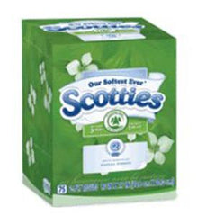 SCOTTIES CUBE WITH LOE FACIAL TISSUE