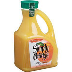 SIMPLY ORANGE JUICE PULP FREE