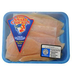 SMART CHICKEN BONELESS SKINLESS BREAST FILLET
