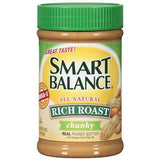 SMART BALANCE ALL NATURAL CHUNKY PEANUT BUTTER
