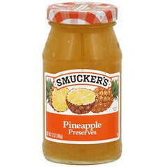 SMUCKER'S PINEAPPLE PRESERVES