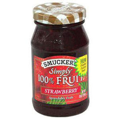 SMUCKER'S SIMPLY FRUIT STRAWBERRY