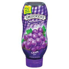 SMUCKER'S GRAPE JELLY - SQUEEZE