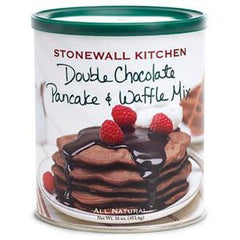 STONEWALL KITCHEN DOUBLE CHOCOLATE PANCAKE WAFFLE  MIX