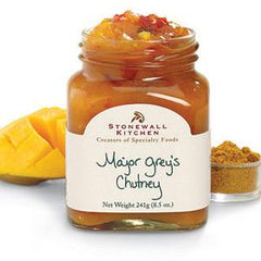 STONEWALL KITCHEN MAJOR GREYS CHUTNEY