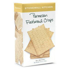 STONEWALL KITCHEN PARMESAN FLATBREAD CRISPS