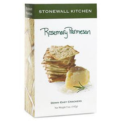 STONEWALL KITCHEN ROSEMARY PARMESAN CRACKERS