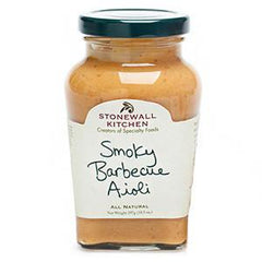 STONEWALL KITCHEN SMOKEY BBQ AIOLI