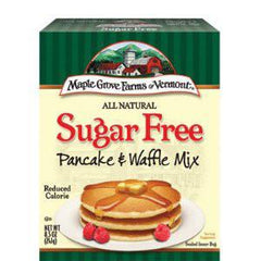 MAPLE GROVE FARMS SUGAR FREE PANCAKE & WAFFLE MIX - ALL NATURAL