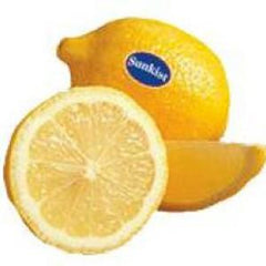 SUNKIST LEMONS FROM USA