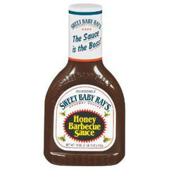 SWEET BABY RAY'S HONEY BBQ SAUCE