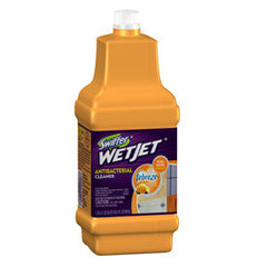 SWIFFER WETJET ANTIBACTERIAL CLEANER REFILL - FEBREZE CITRUS & LIGHT SCENT