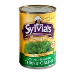 SYLVIA'S FANCY TURNIP GREENS
