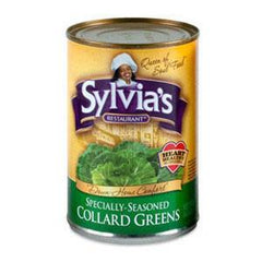 SYLVIA'S FANCY COLLARD GREENS