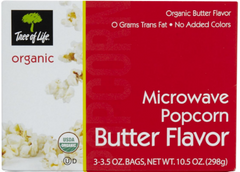TREE OF LIFE POPCORN BUTTER FLAVOR