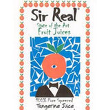 SIR REAL TANGERINE JUICE